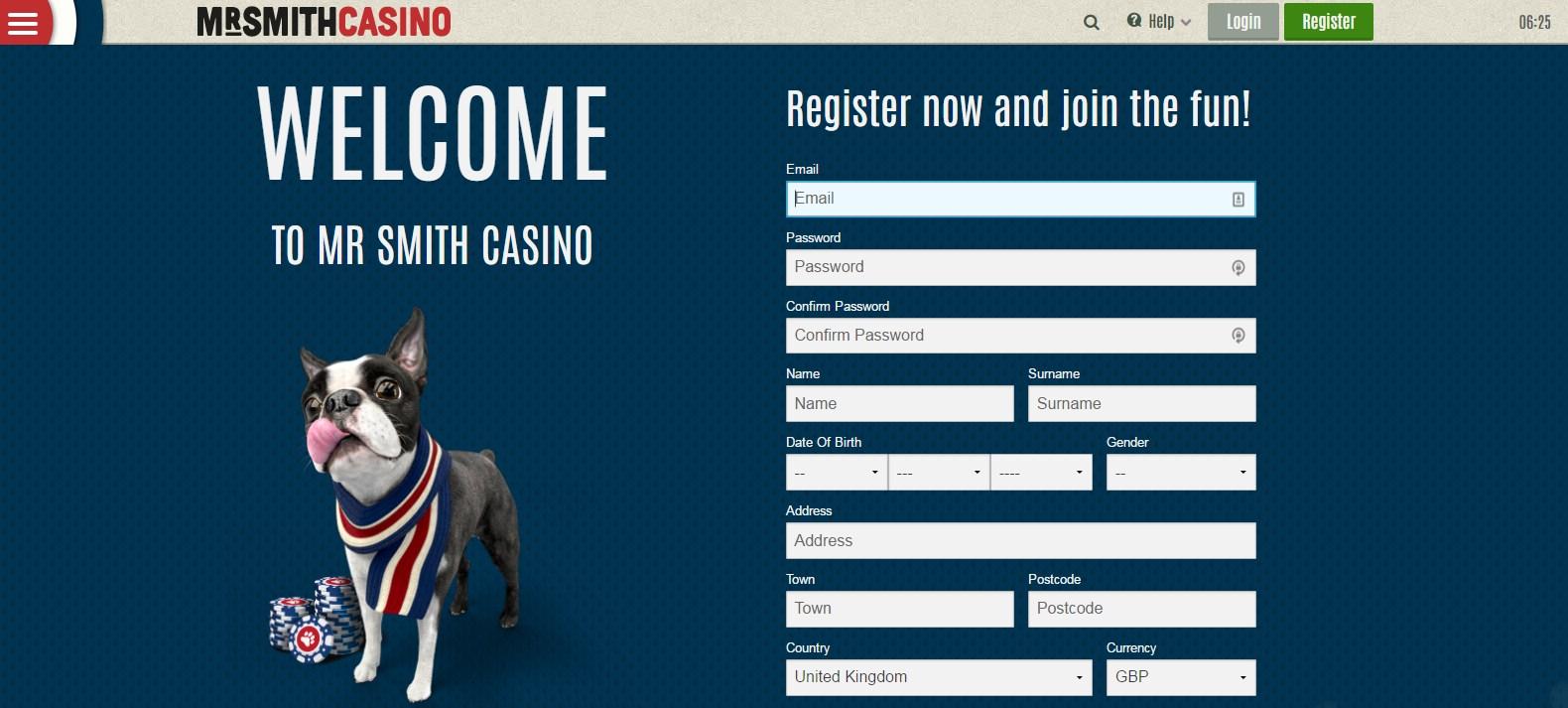 mrsmith casino slot review