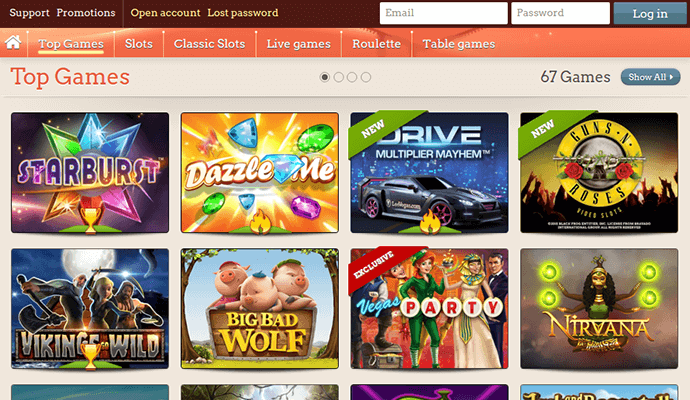 Leo Vegas Online Review With Promotions & Bonuses