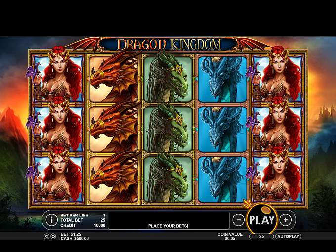 Play Dragon Kingdom Online Slots at Casino.com