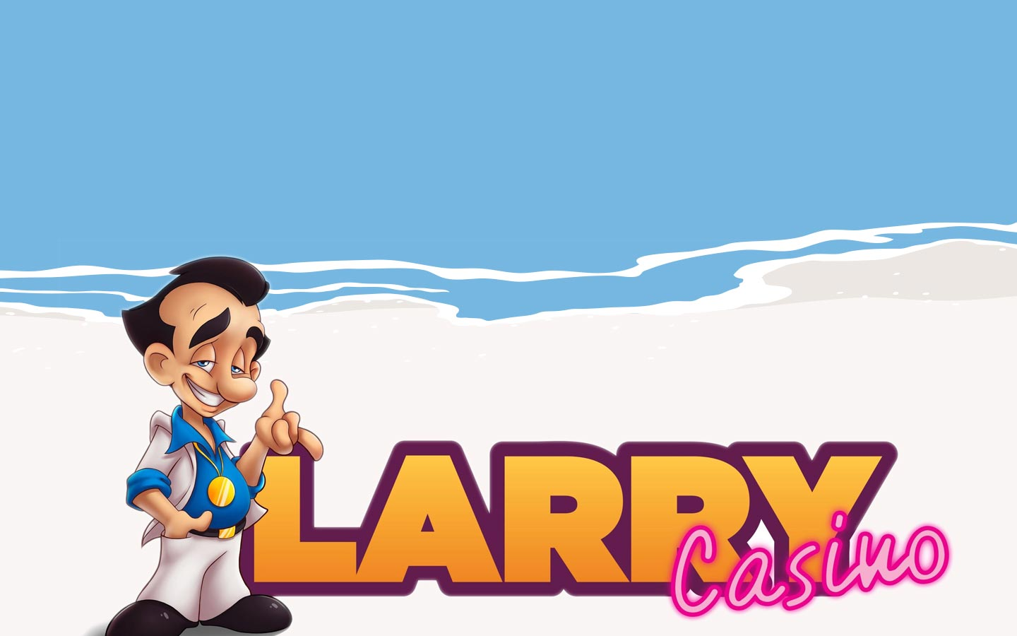 larry casino slots review