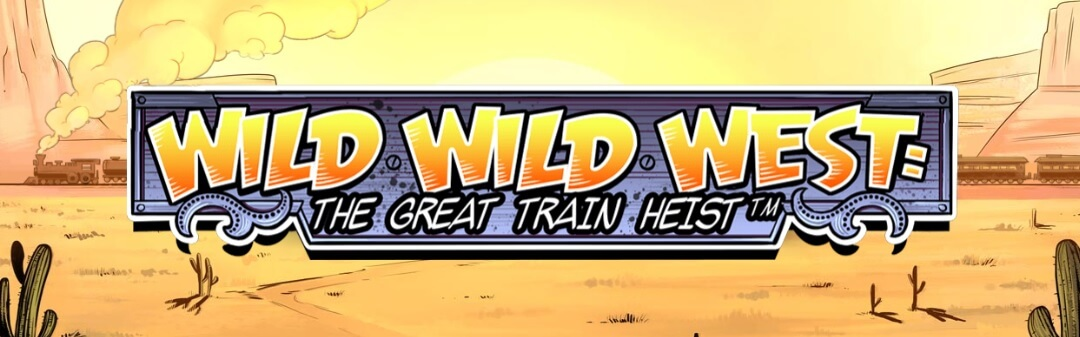 Play Wild Wild West: The Great Train Heist Online Slots at Casino.com NZ