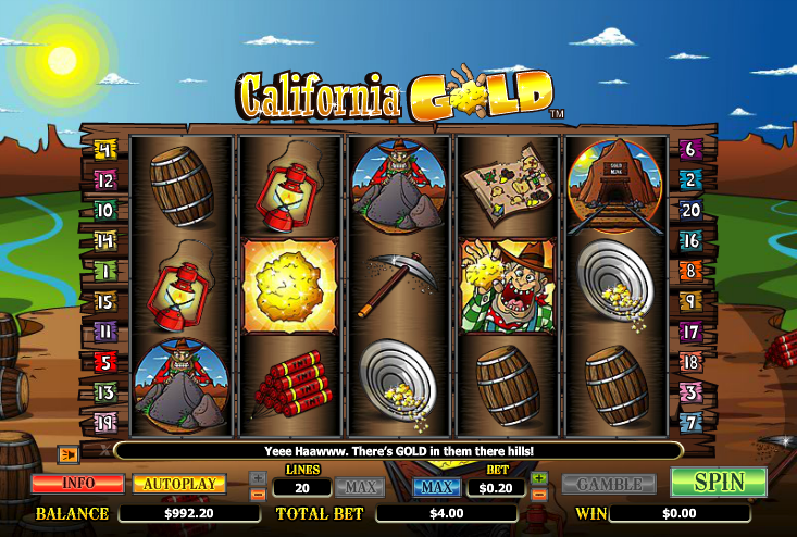 california-gold slots