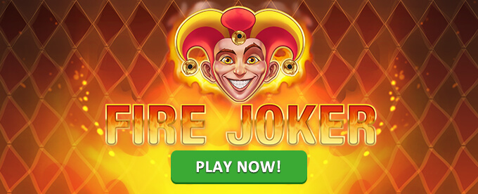 fire joker slot review