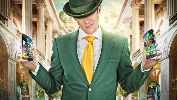 Mr green free casino games