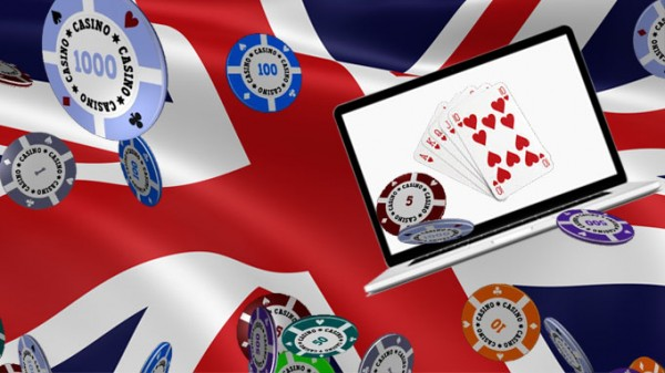 is playing online slots legal in the uk
