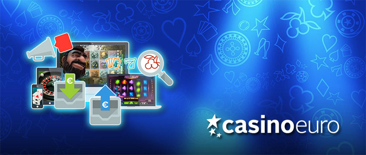 casino euro payment methods