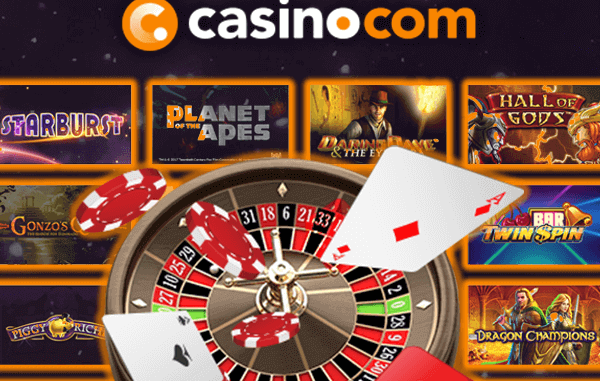 Casino.com overview