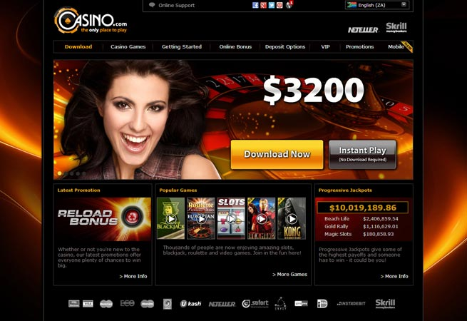 Casino.com Casino Review